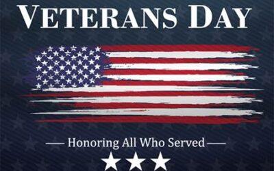 Veterans Day & Mental Health
